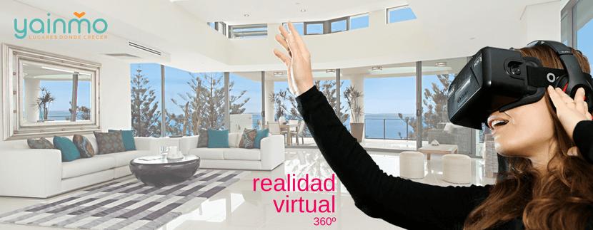 yainmo realidad virtual 360 inmobiliarias