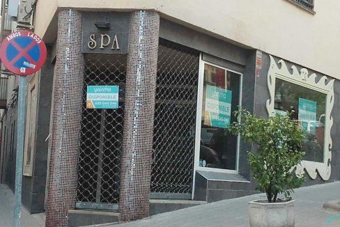 local Centro Jaén yainmo110