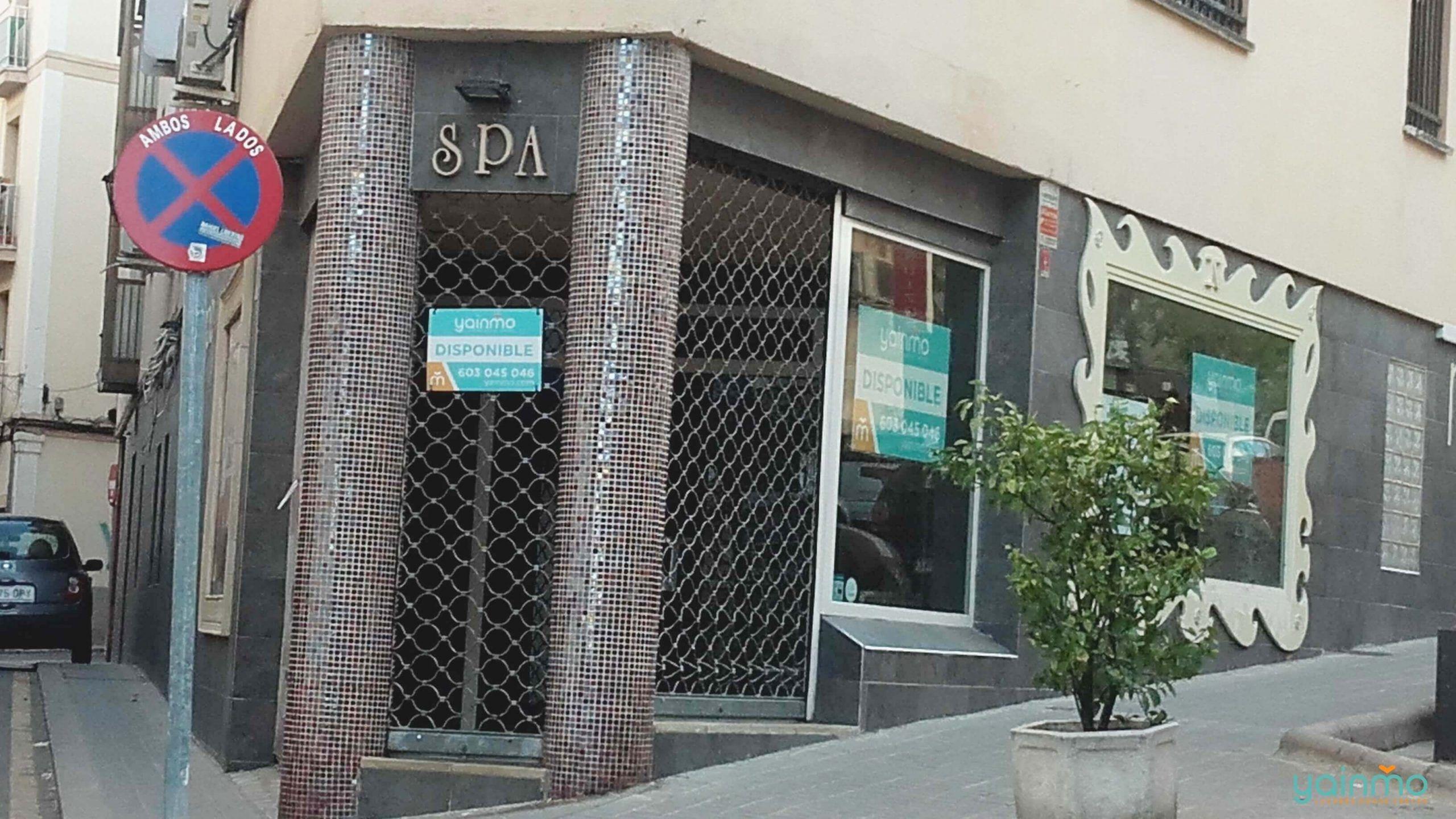 Alquiler Local | Puerta del Sol | Jaén