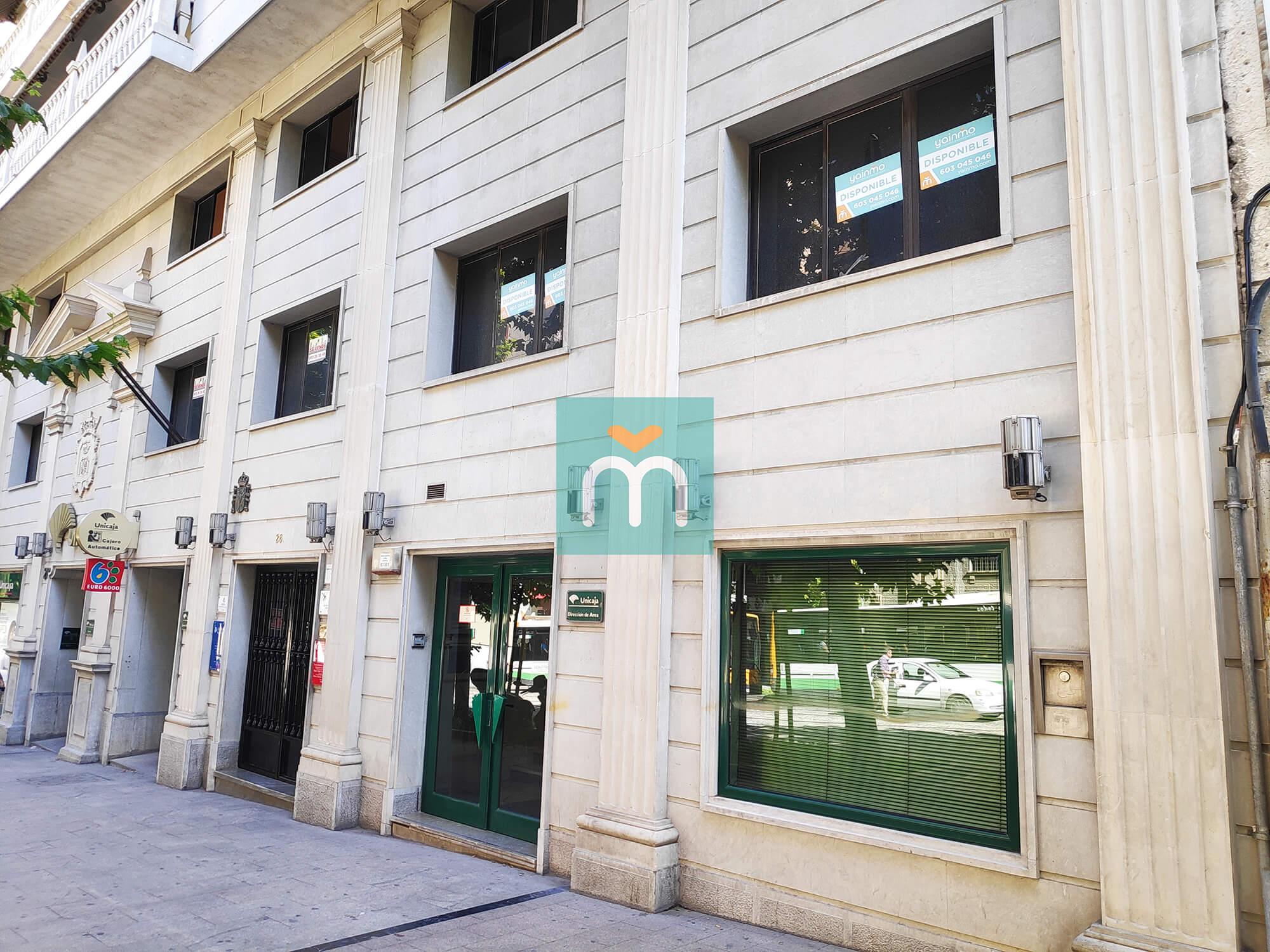 Oficina | Paseo Estación | Jaén