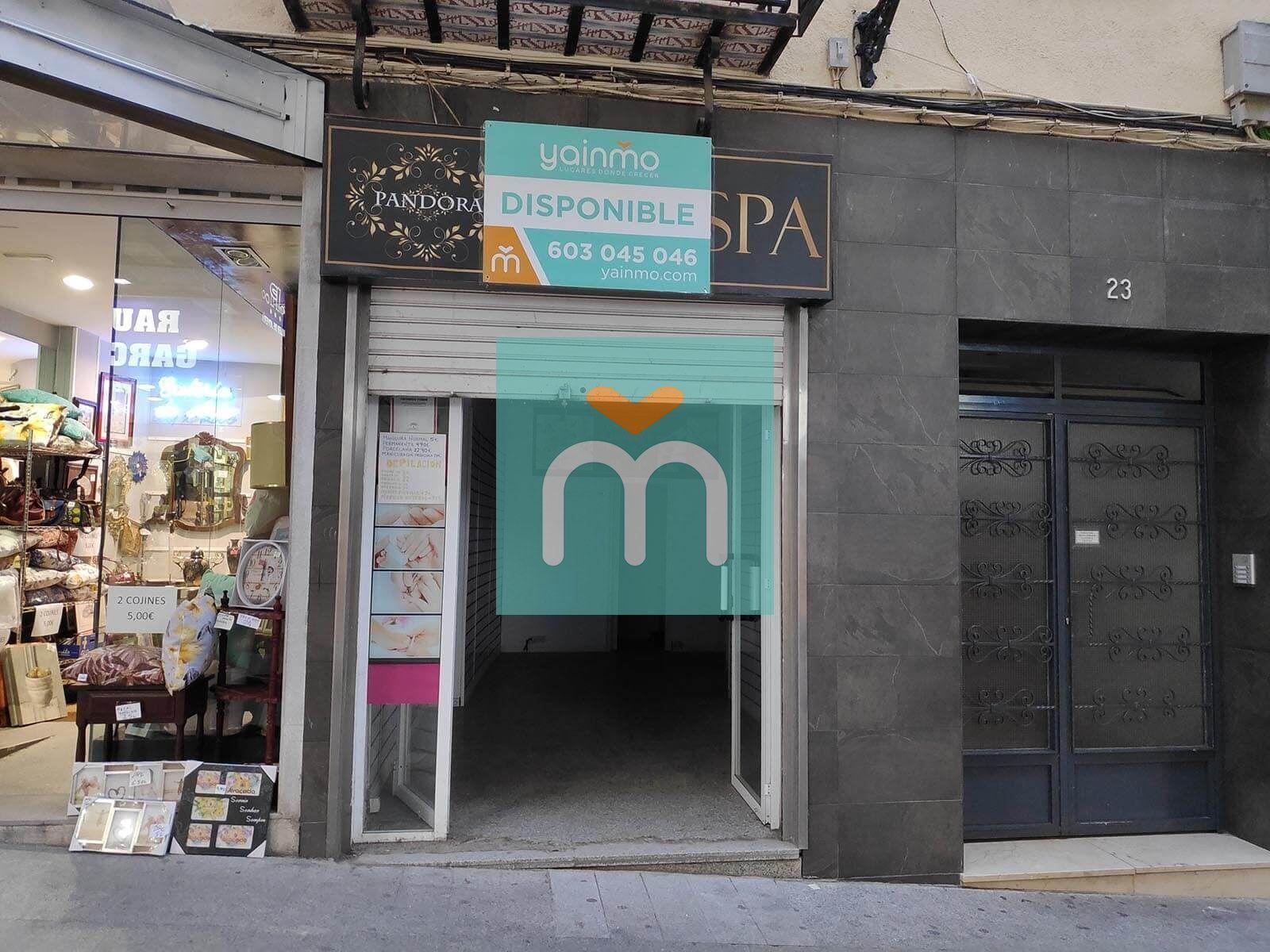 Alquiler Local   Jardinillos   Jaén
