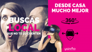 tour inmobiliario virtual 360 yainmo jaén