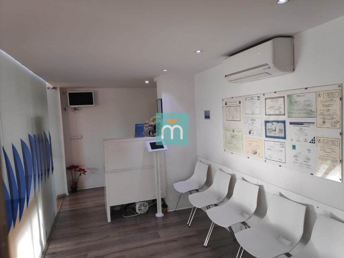 200 m2 oficina clinica yainmo Jaén