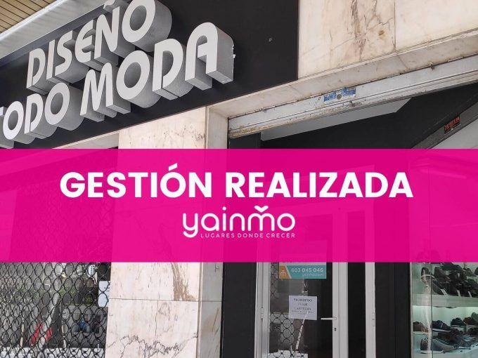 Alquiler Local | Zona Prime | Jaén