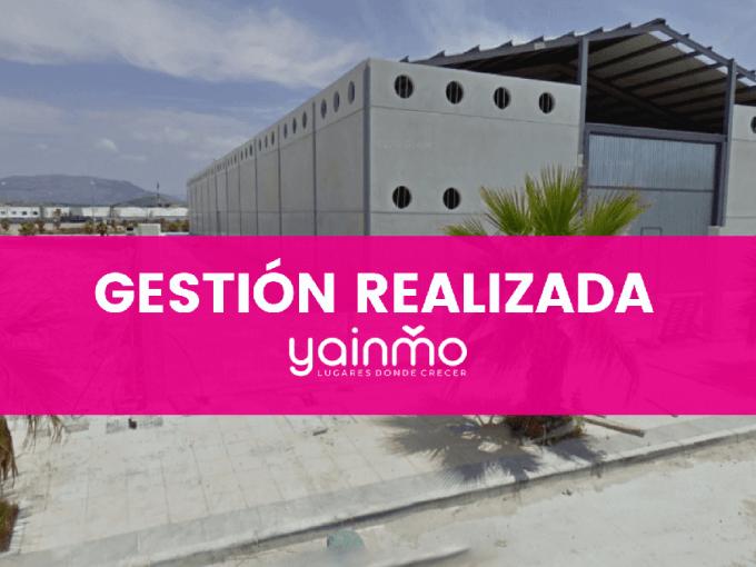 Alquiler Nave | Polígono nuevo | Jaén