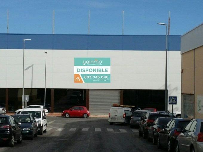 Nave Universidad Jaén yainmo210