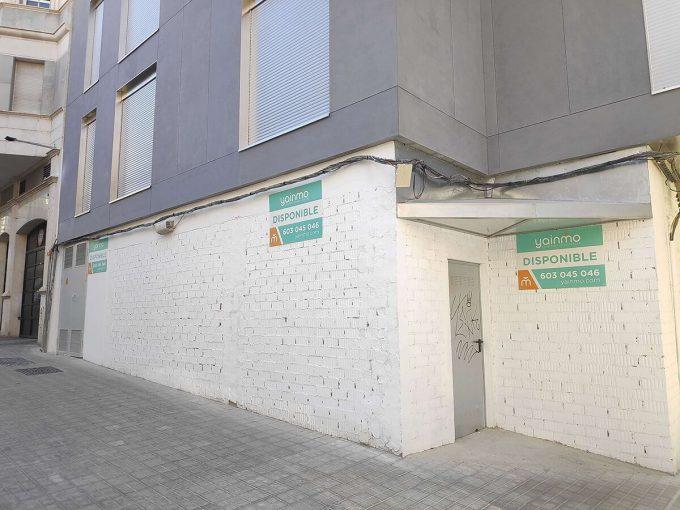 yainmo inmobiliaria local jaen