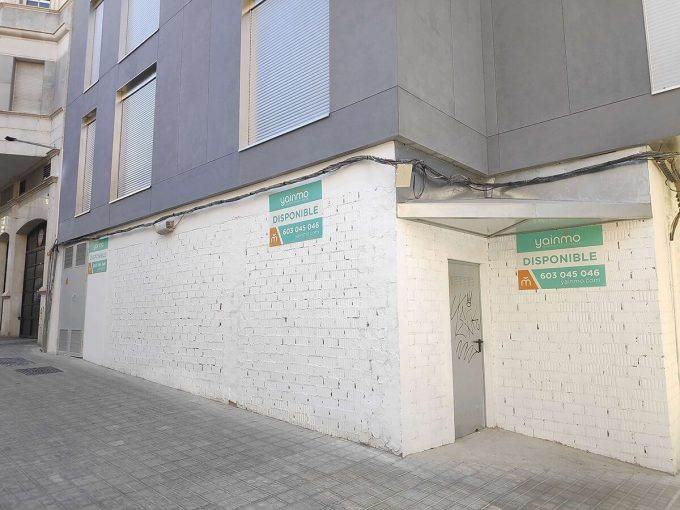 En alquiler | Local | Jaén