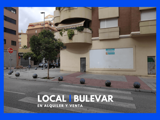 local bulevar yainmo 257