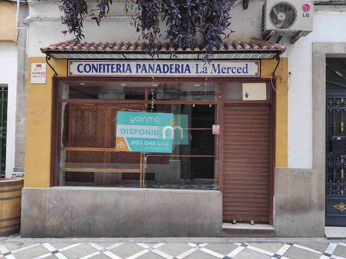Venta Local | Calle Maestra | Jaén