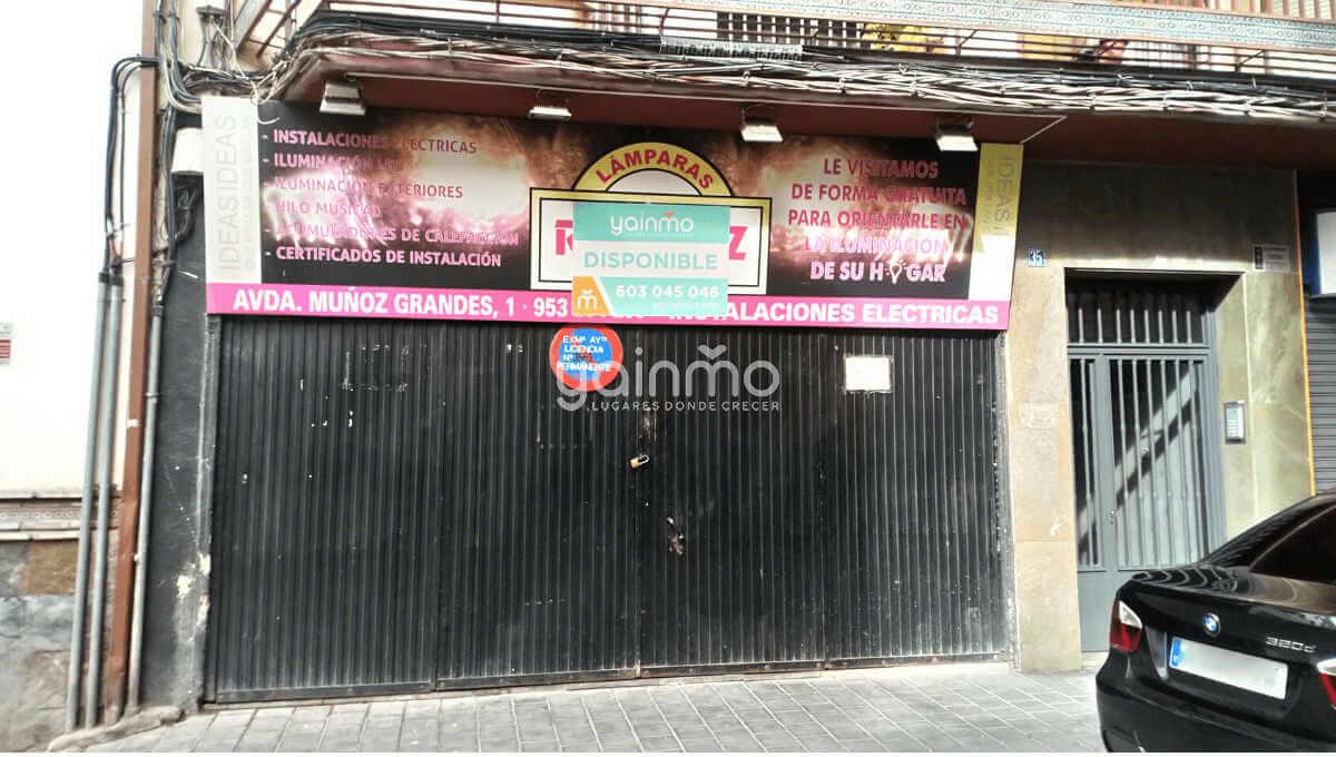 Local comercial centro jaen yainmo296