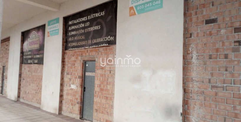 alquiler local bulevar jaen yainmo298