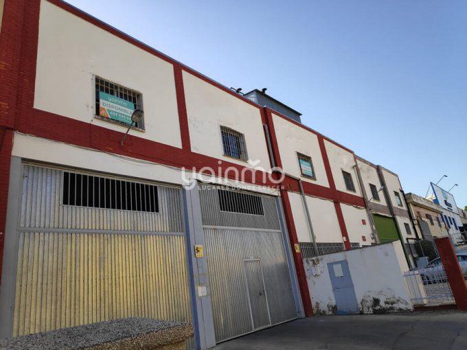 en venta naves industriales Jaén yainmo317