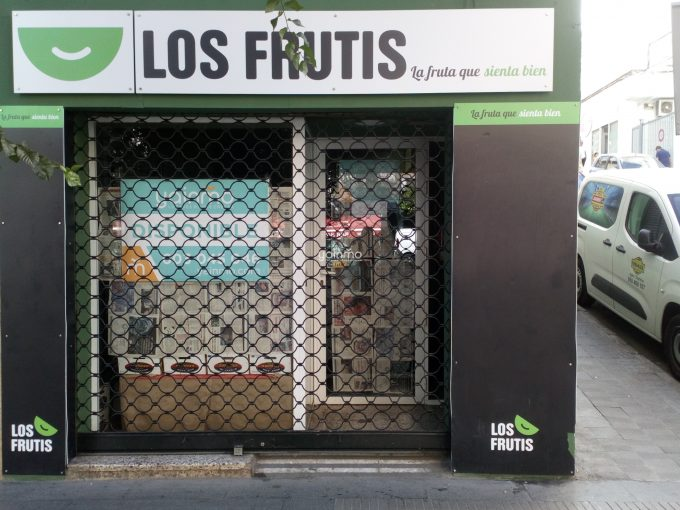 Alquiler Local | Av Andalucía | Jaén
