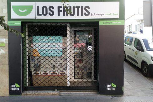 local avenida Andalucía Jaén yainmo153