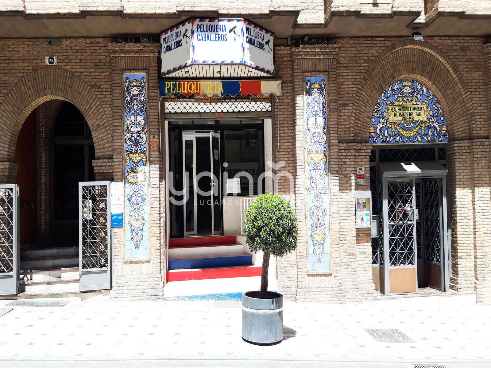Alquiler   Bernabé Soriano   Jaén