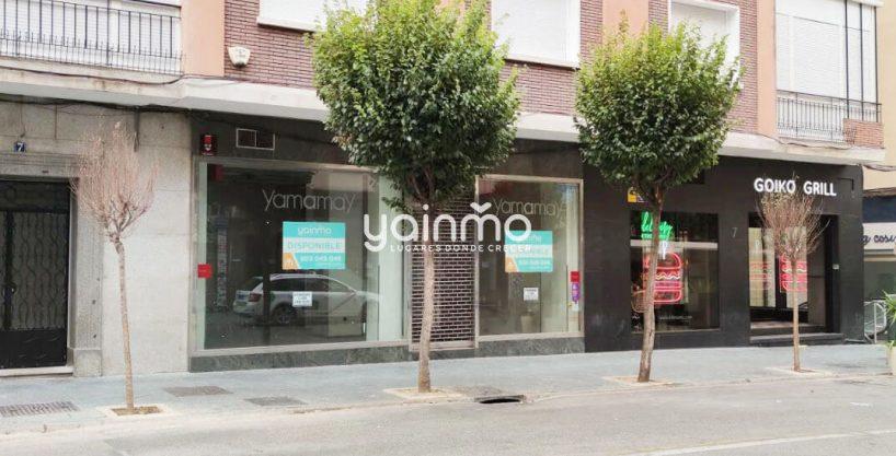 local en venta jaen yainmo318