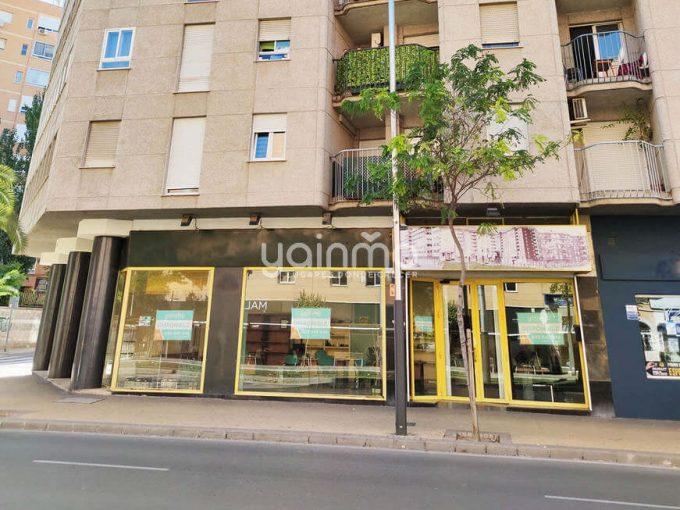 Alquiler  Local | Bulevar | Jaén