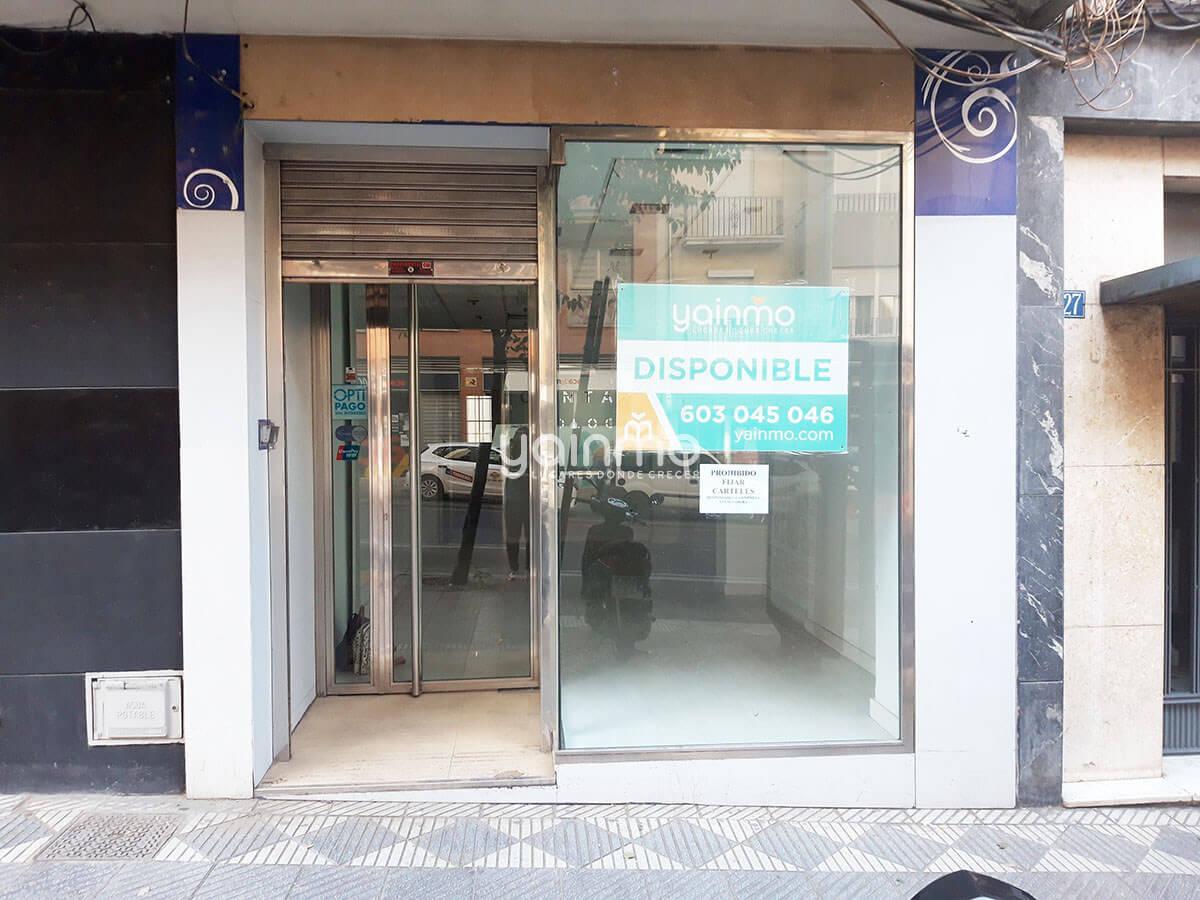 Alquiler  Local | Av. de Madrid | Jaén