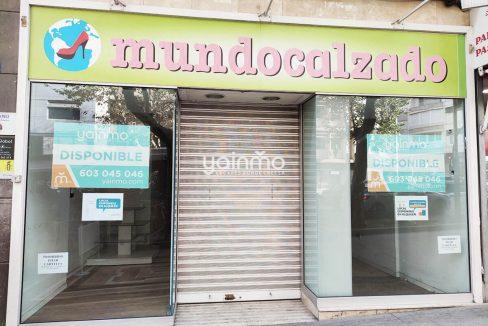 local centro Jaén yainmo306
