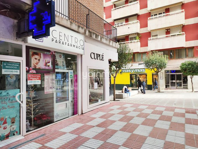 Traspaso | Centro | Jaén