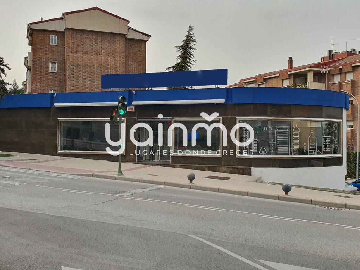 Venta Local | Hospital | Jaén