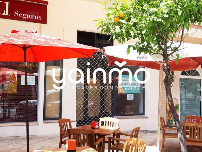 alquiler local bulevar jaen yainmo1407