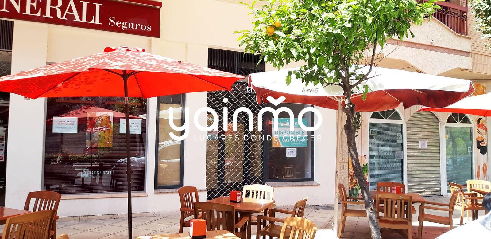 Alquiler Local   Bulevar   Jaén