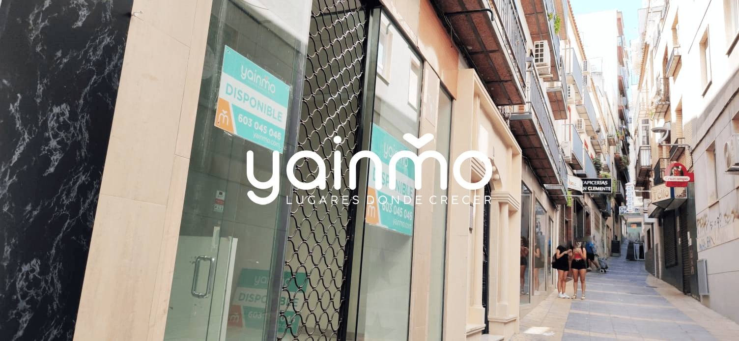 Alquiler Local | Jardinillos | Jaén