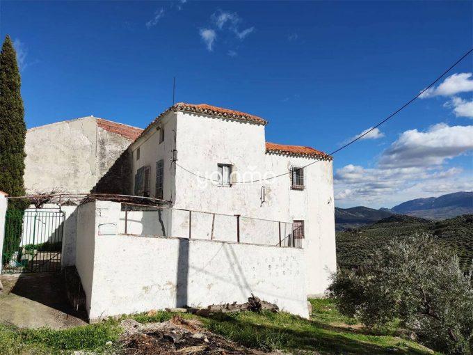 VENTA | Casa Rústica + 4 Hectáreas Olivar | Jaén