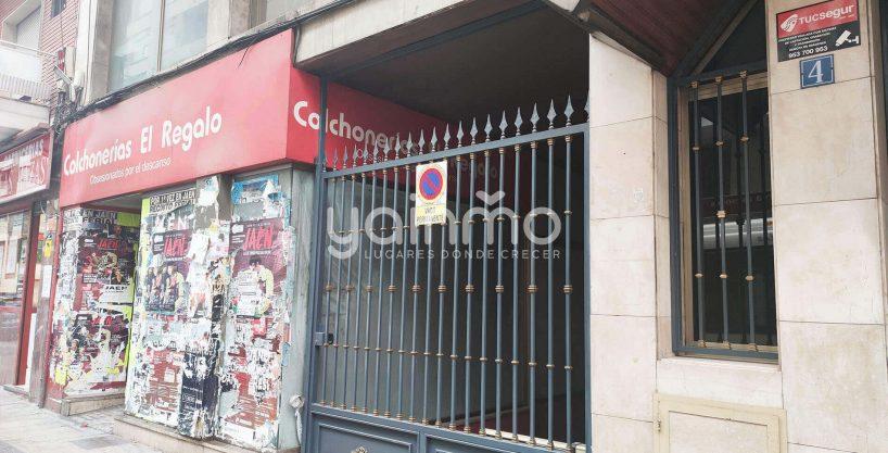 local en venta centro Jaén yainmo356