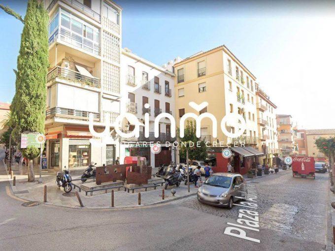 Alquiler Local | Plaza Audiencia | Jaén