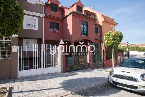 venta casa de lujo urbanización Azahar Jaén yainmo337