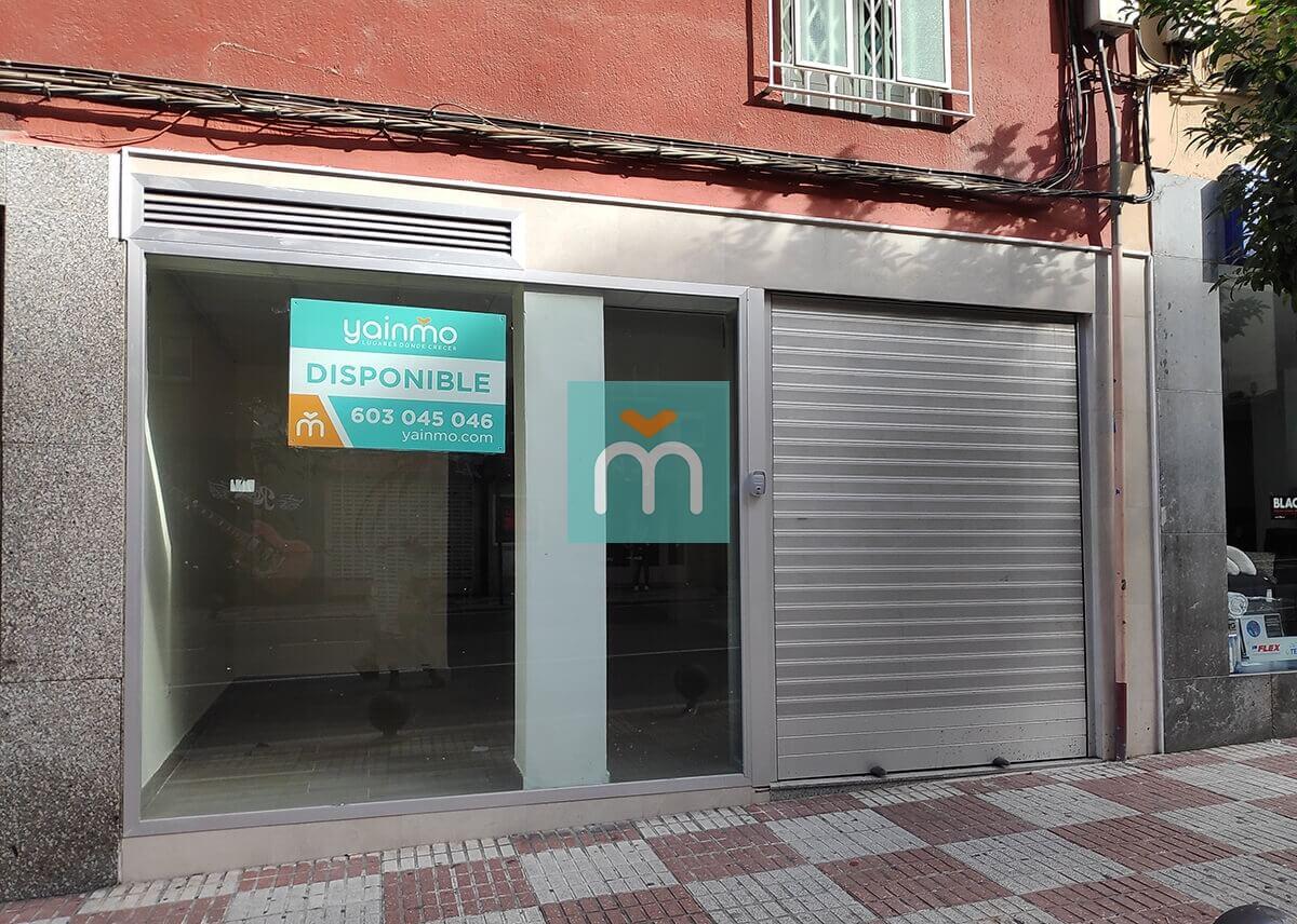 Alquiler Local   Muñoz Grandes   143m2