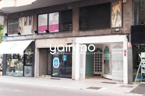 alquiler local plaza de la libertad en jaen yainmo1335