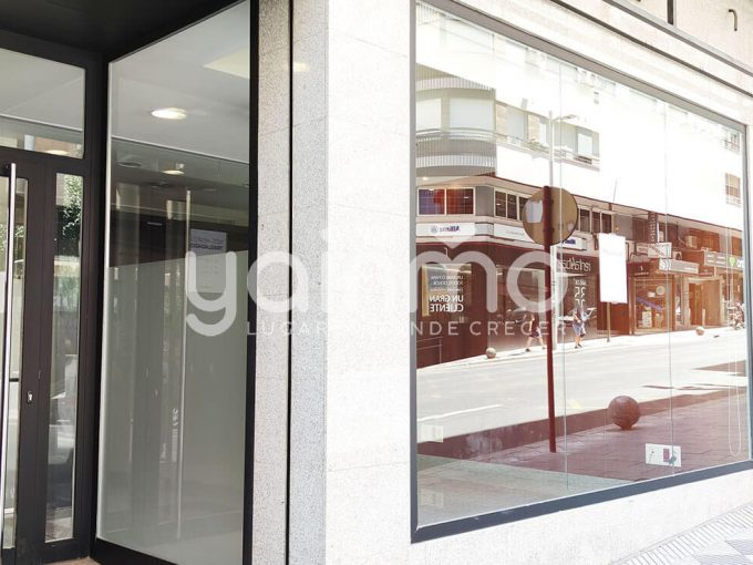 Alquiler Local | Avda Madrid | Jaén