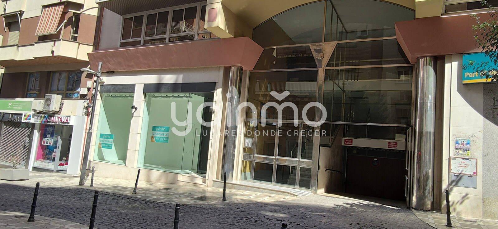 Alquiler Local | Centro | Jaén