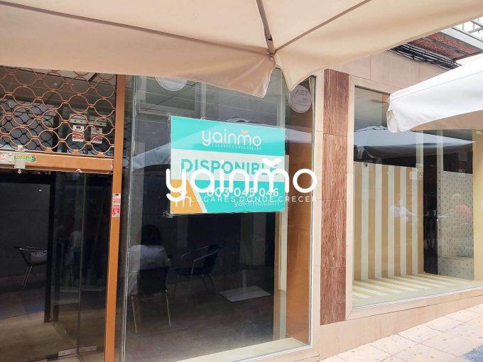alquiler local centro jaen yainmo1416